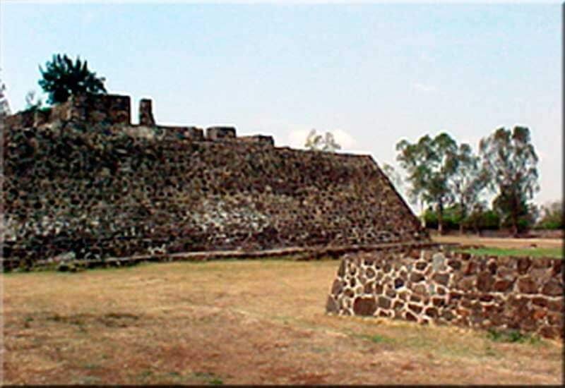 Archaeological Zone Teopanzolco
